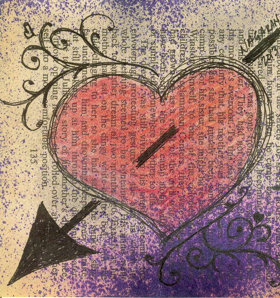 006 heart sketch book page 2013