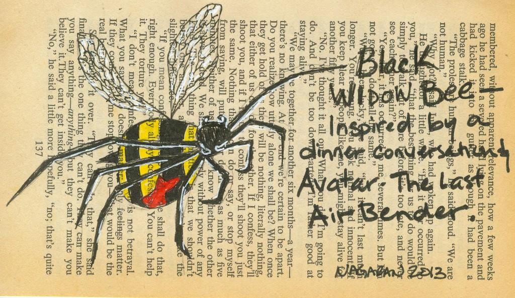 017 black widow bee book page 2013