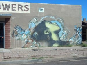 Street Art In Phoenix, AZ
