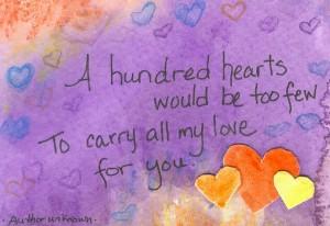 art card 11_100 hearts
