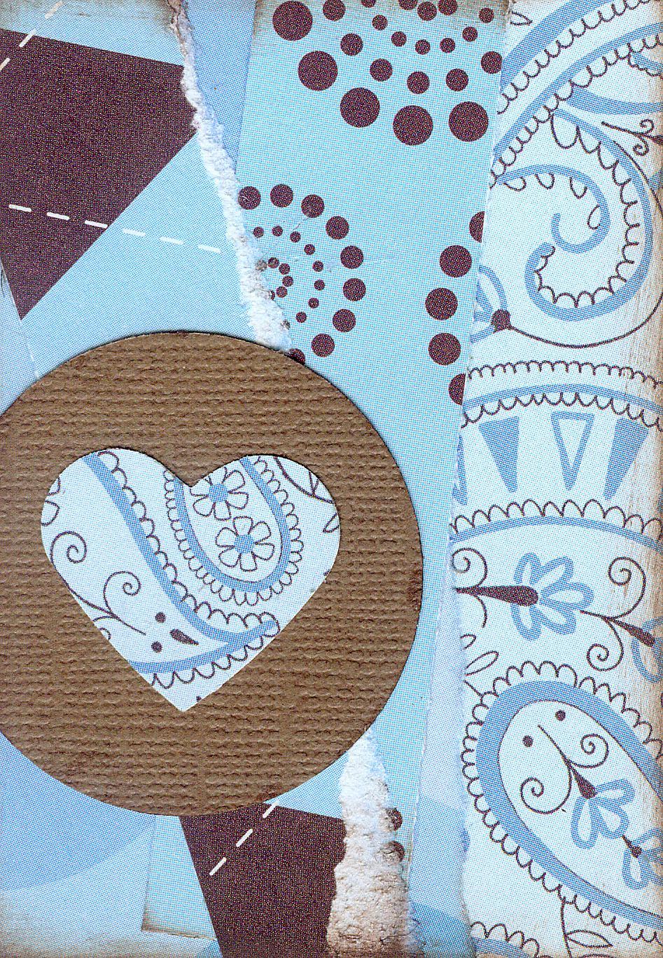 art card 9_my blue heart