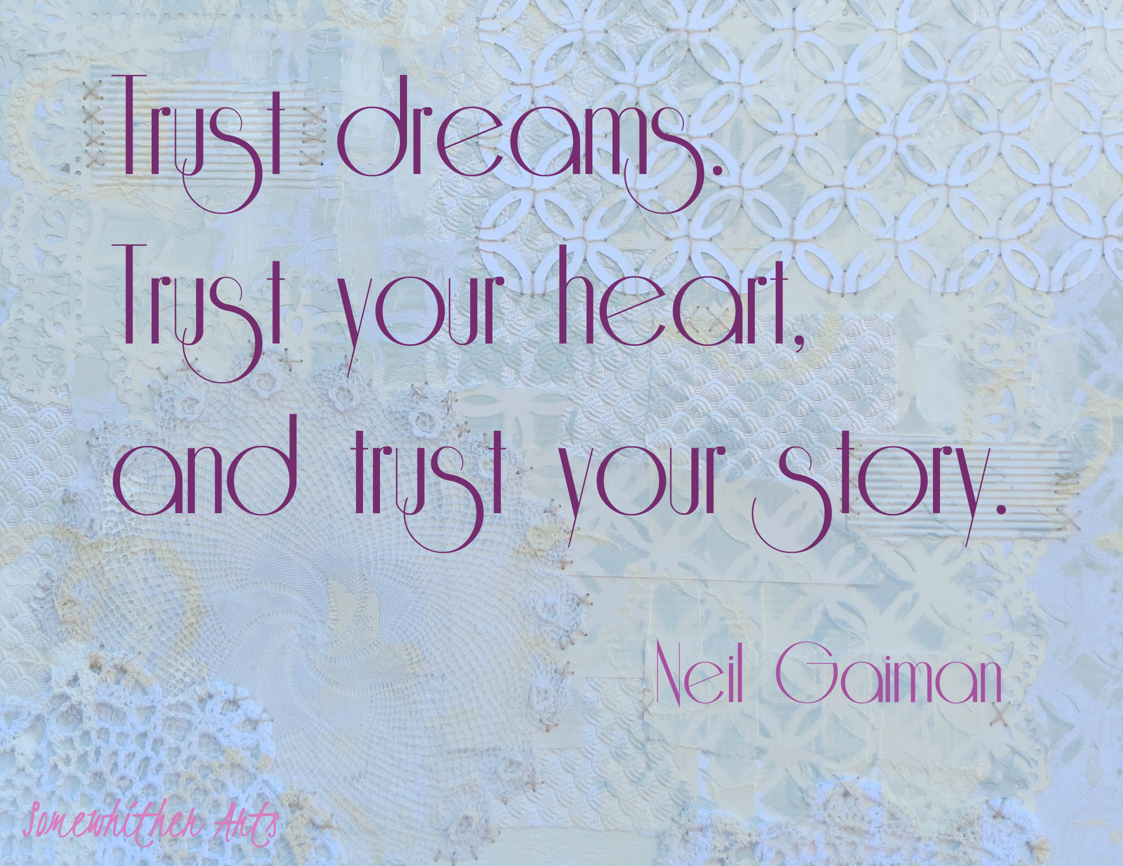 trust dreams