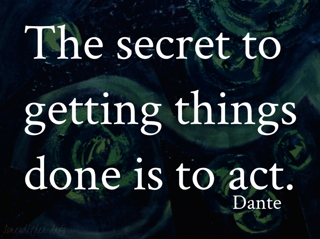 getting things done quote